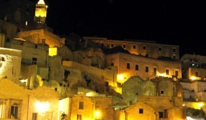 Matera: the city of the Sassi